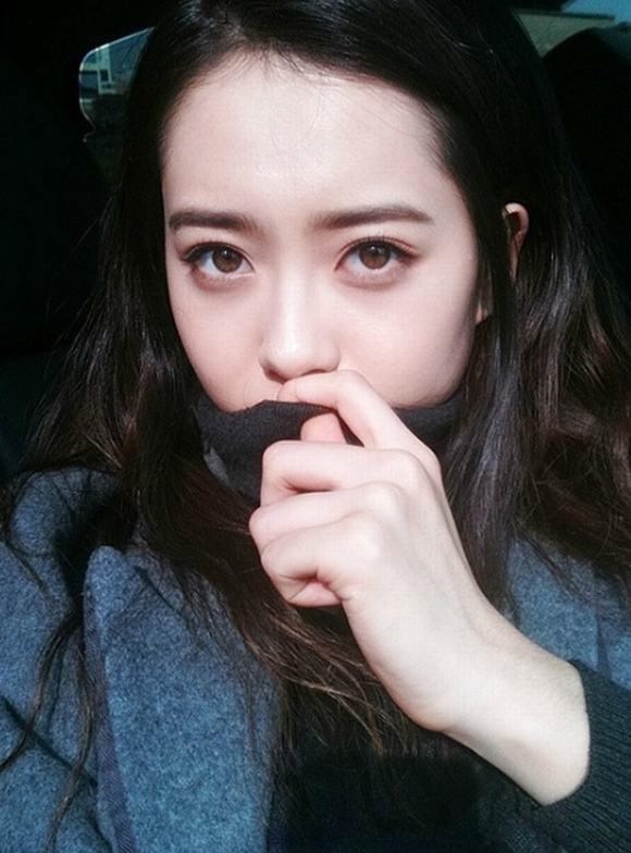 Mỹ nữ xứ Hàn mắt đẹp 2