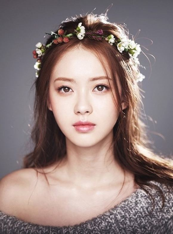 Mỹ nữ xứ Hàn mắt đẹp 25