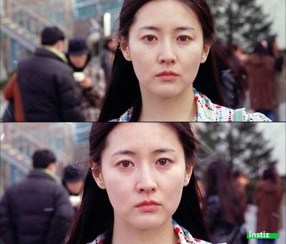 Mỹ nữ xứ Hàn mắt đẹp 22