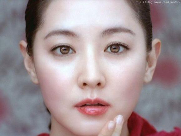 Mỹ nữ xứ Hàn mắt đẹp 21
