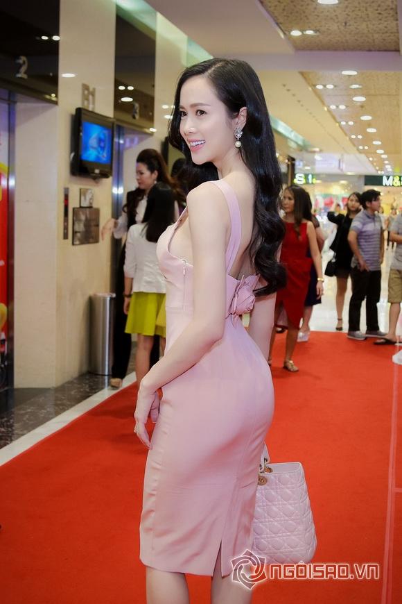 Vũ Ngọc Anh nổi bật với váy pastel 2