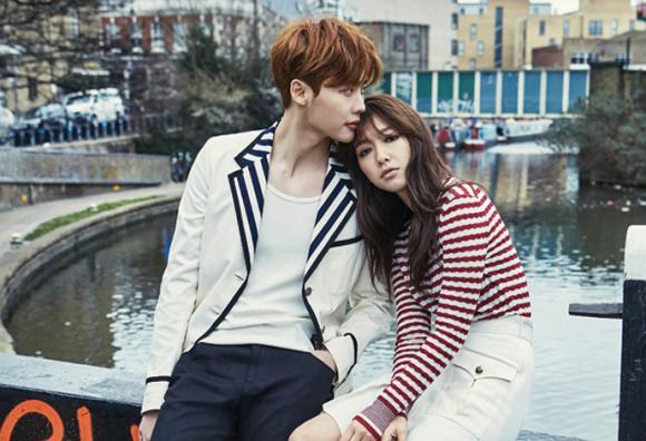 Cặp đôi màn ảnh Hàn, Lee Jong Suk, Park Shin Hye, Gary, Song Ji Hyo, Park Min Young, Ji Chang Wook, Song Jae Rim, Kim So Eun,  Lee Jong Hyun, Gong Seungyeon