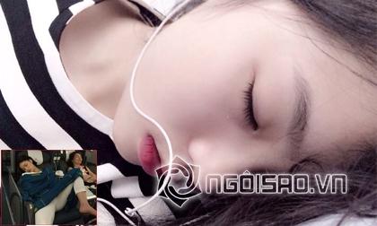 Kỳ Duyên,Hoa hậu Kỳ Duyên,ảnh ngủ của Hoa hậu Kỳ Duyên