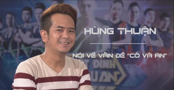 Hùng Thuận, diễn viên Hùng Thuận, bé An Đất Phương Nam, Hùng Thuận - Phùng Ngọc, dư luận hãy thôi bàn về chuyện An - Cò