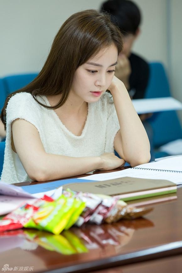 Kim Tae Hee gây xao xuyến với vẻ đẹp tựa nữ thần 4