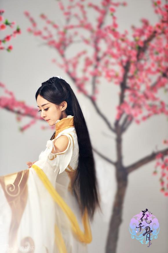 Triệu Lệ Dĩnh hóa Hoa Thiên Cốt đẹp tựa tiên nữ 1