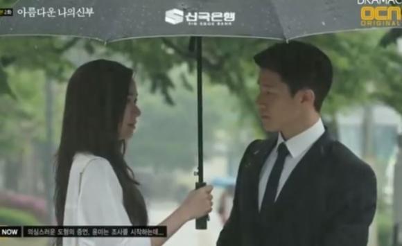 Phim Hàn và những cảnh lãng mạn dưới ô trong mưa 0
