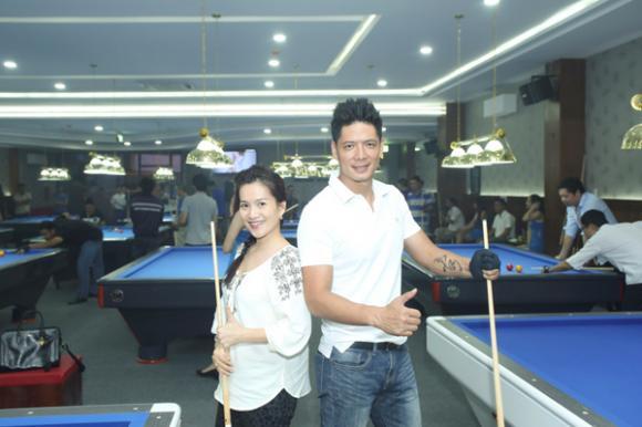 vợ chồng Bình Minh đi chơi Bida lỗ 0