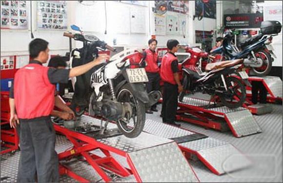 Kinh nghiệm cần thiết khi bạn chọn mua xe gắn máy