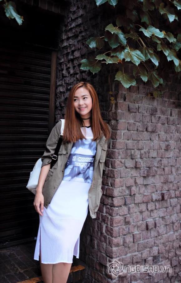 Minh Hằng xinh đẹp 4