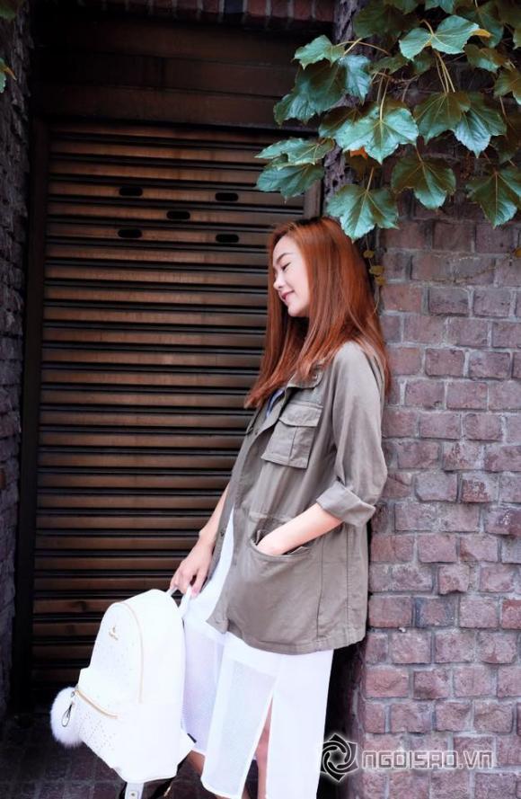 Minh Hằng xinh đẹp 3