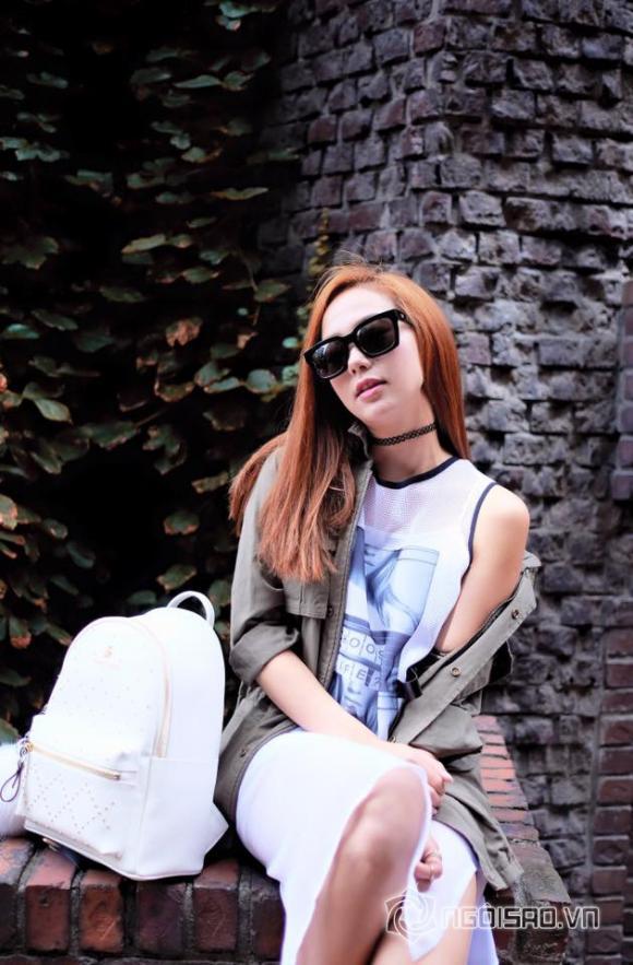 Minh Hằng xinh đẹp 2