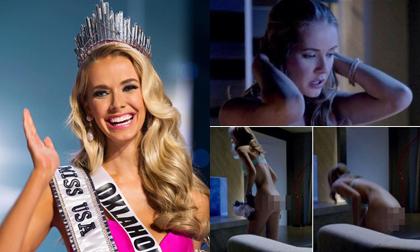 Cư dân mạng xôn xao trước ảnh nhạy cảm của tân Hoa hậu Mỹ