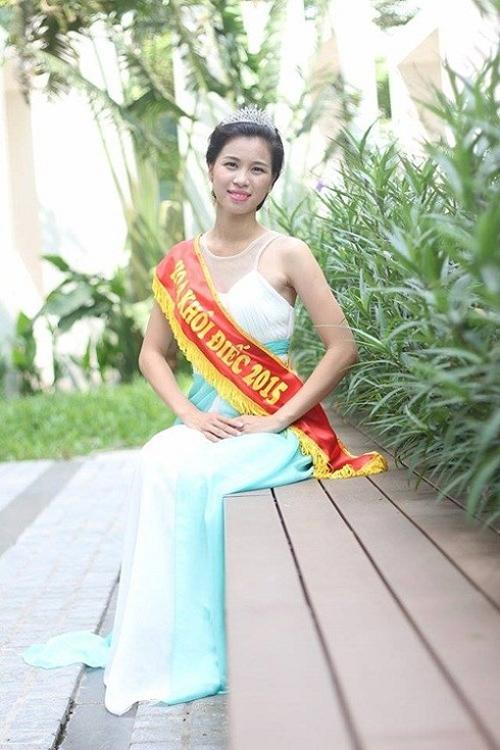 Cô gái Việt trở thành Á hậu Khiếm thính Thế giới 2015 5