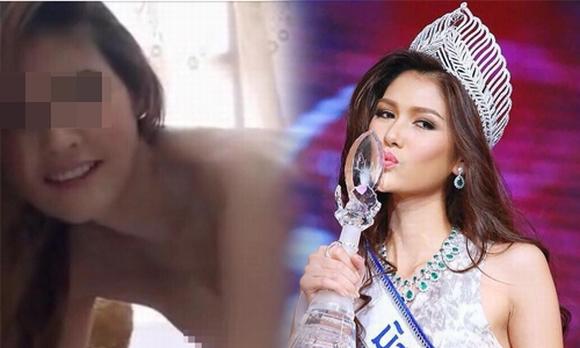 Tân Hoa hậu hoàn vũ thái lan 2015 2