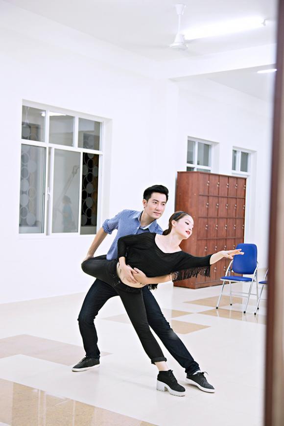Lan Phương, diễn viên Lan Phương, Lan Phương chia tay bạn trai Tây, Lan Phương yêu thầm Nguyễn Phi Hùng, Dream High phiên bản Việt