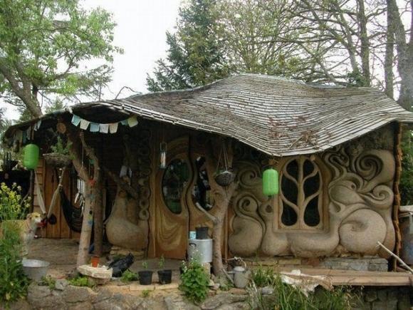 Những ngôi nhà đẹp như trong cổ tích 3