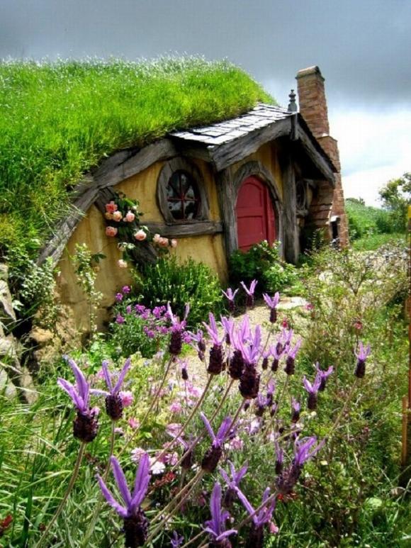 Những ngôi nhà đẹp như trong cổ tích 2