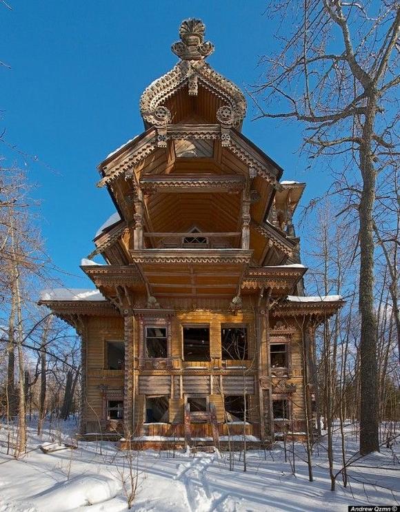 Những ngôi nhà đẹp như trong cổ tích 10