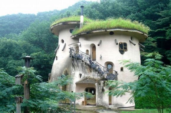 Những ngôi nhà đẹp như trong cổ tích 8