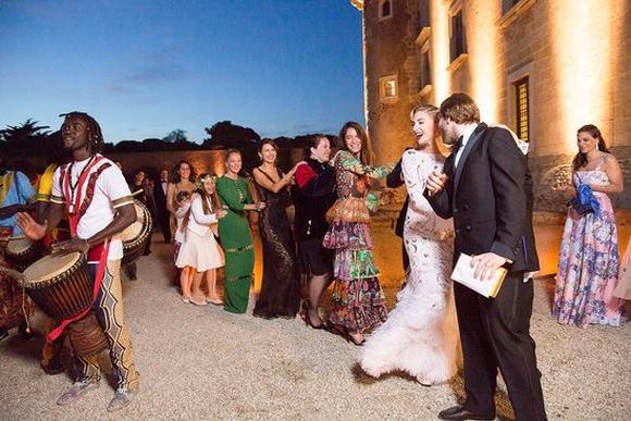 Đám cưới sa hoa của người thừa kế tập đoàn dầu mỏ 2