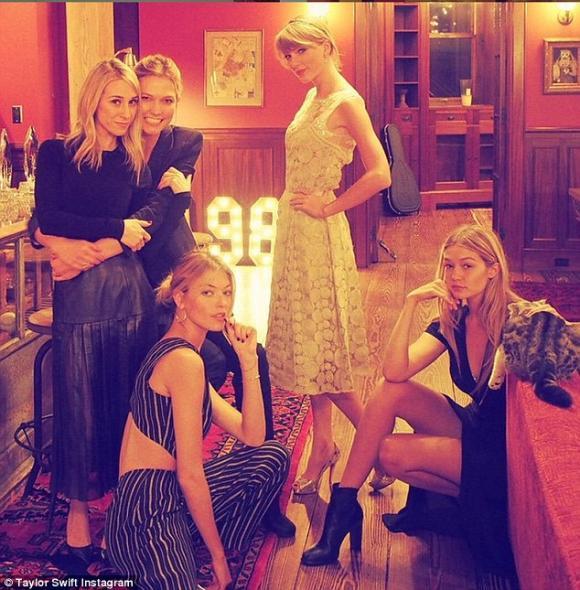 can ho sieu sang8 ngoisao.vn Khám phá bên trong căn hộ siêu sang trị giá 436 tỷ của Taylor Swift