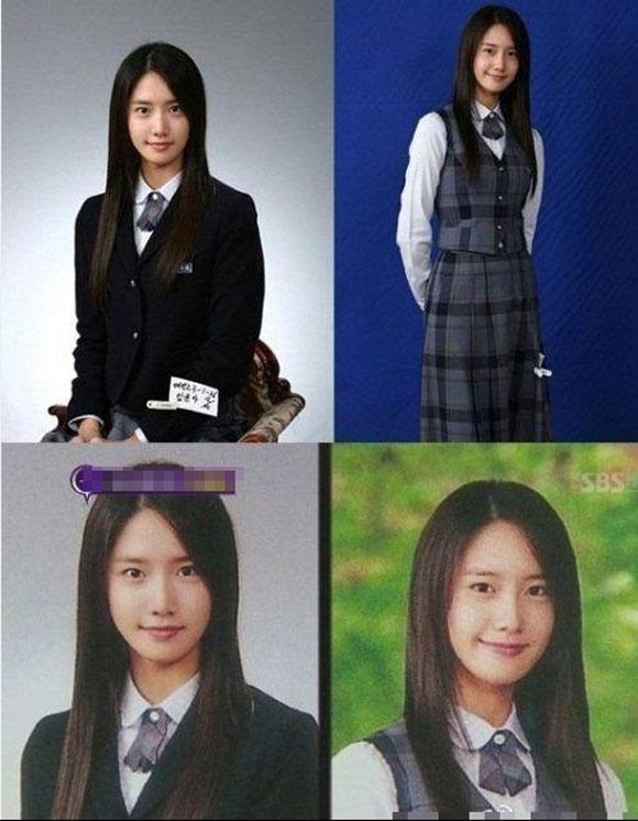 Lục ảnh cũ hiếm hoi thời tốt nghiệp của loạt sao Hàn