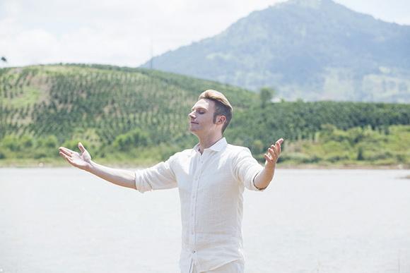 Kyo York quay MV mới ở Đà Lạt 0