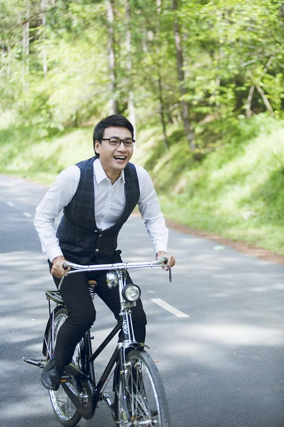 Kyo York quay MV mới ở Đà Lạt 8