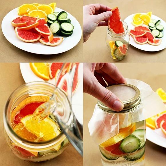 detox water, detox, cách làm detox water, thức uống tốt cho sức khỏe, thanh lọc, giảm cân, thức uống