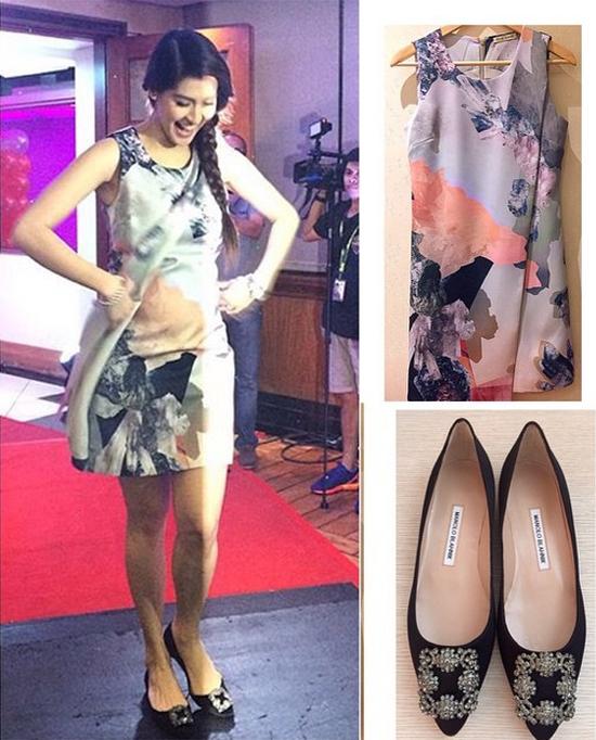Marian Rivera,mỹ nhân đẹp nhất Philippines,hàng hiệu của Marian Rivera,lục kho hàng hiệu Marian Rivera,ngọc nữ Philippines,hàng hiệu ngọc nữ Philippines