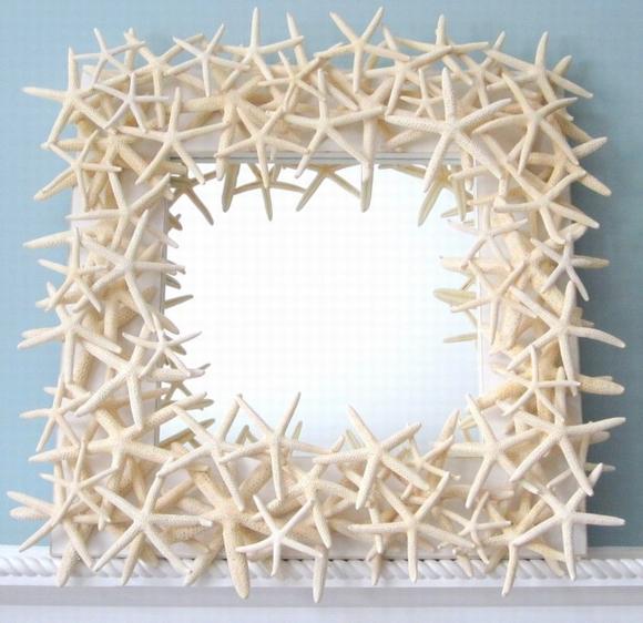Trang trí gương đơn giản giúp làm đẹp không gian nhà 8