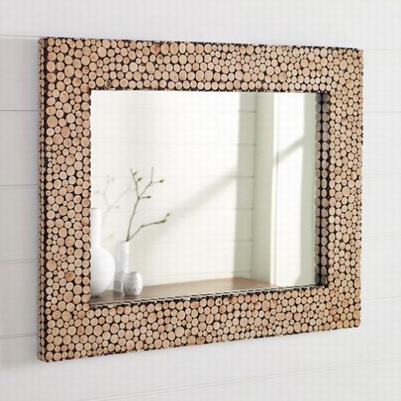 Trang trí gương đơn giản giúp làm đẹp không gian nhà 7