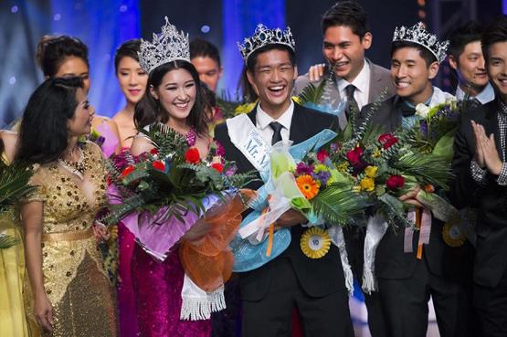 Brandy Ngô, Tân Hoa hậu người Việt thế giới 2015, Hoa hậu và Nam vương người Việt thế giới 2015