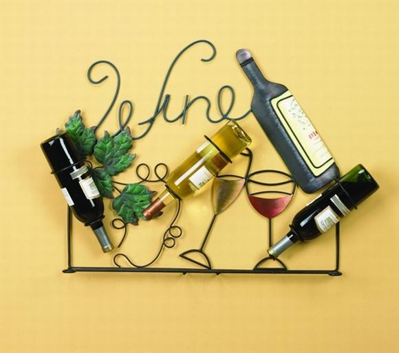 ke dung ruou trang tri nha them dep 20 ngoisao.vn Chia sẻ những cách tạo kệ đựng rượu trang trí nhà thêm đẹp