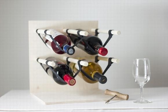 ke dung ruou trang tri nha them dep 4 ngoisao.vn Chia sẻ những cách tạo kệ đựng rượu trang trí nhà thêm đẹp