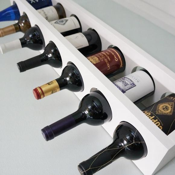 ke dung ruou trang tri nha them dep 7 ngoisao.vn Chia sẻ những cách tạo kệ đựng rượu trang trí nhà thêm đẹp