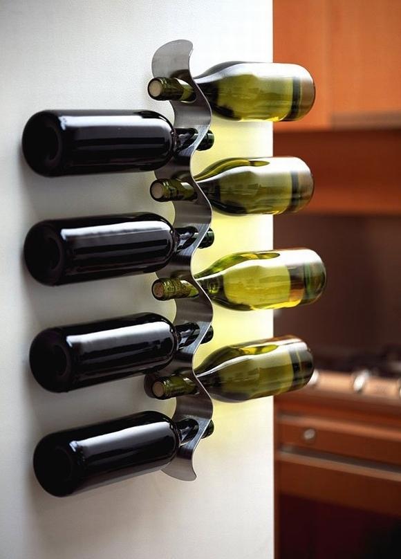 ke dung ruou trang tri nha them dep 9 ngoisao.vn Chia sẻ những cách tạo kệ đựng rượu trang trí nhà thêm đẹp