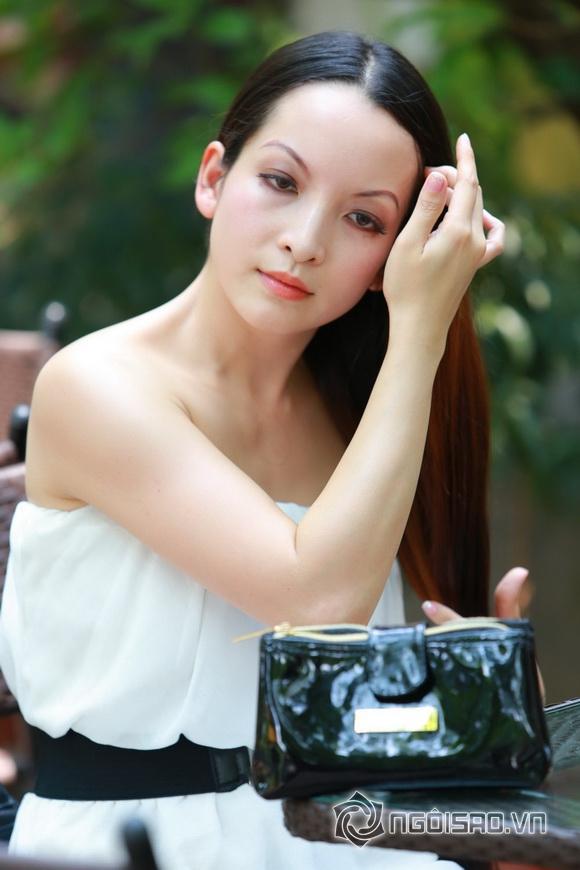 Diễn viên Linh Nga tái xuất 8