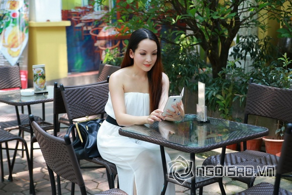 Diễn viên Linh Nga tái xuất 4