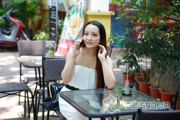 Diễn viên Linh Nga tái xuất 3