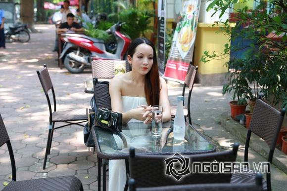 Diễn viên Linh Nga tái xuất 1