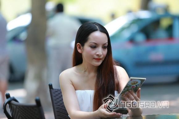 Diễn viên Linh Nga tái xuất 5