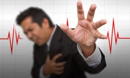 đau tim, dấu hiệu đau tim, sức khỏe, dấu hiệu đau tim trước 1 tháng