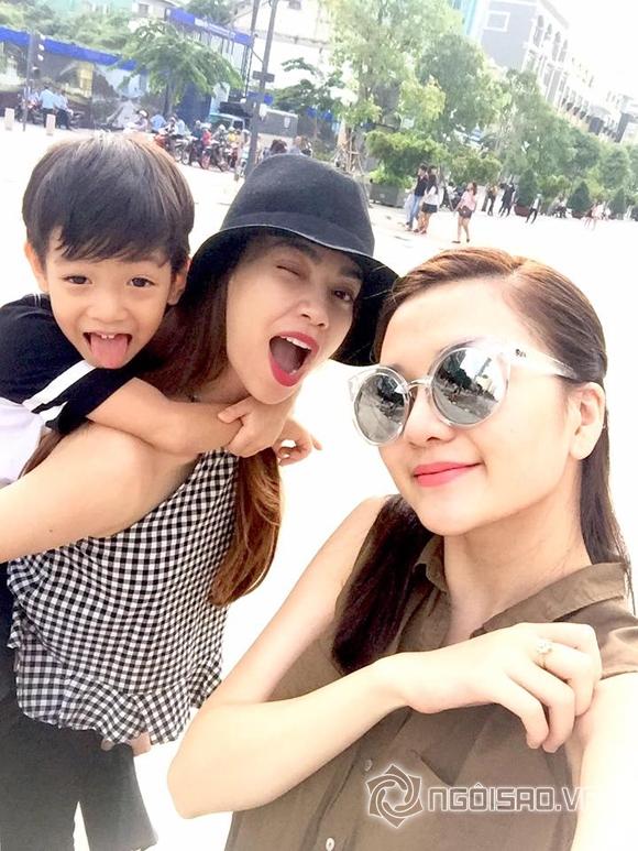 Hồ Ngọc Hà đưa Subeo đi chơi cùng Thiều Bảo Trang 2