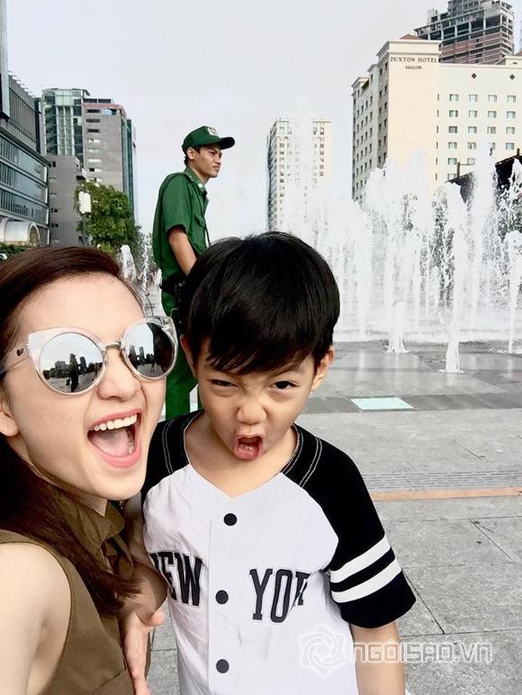 Hồ Ngọc Hà đưa Subeo đi chơi cùng Thiều Bảo Trang 3