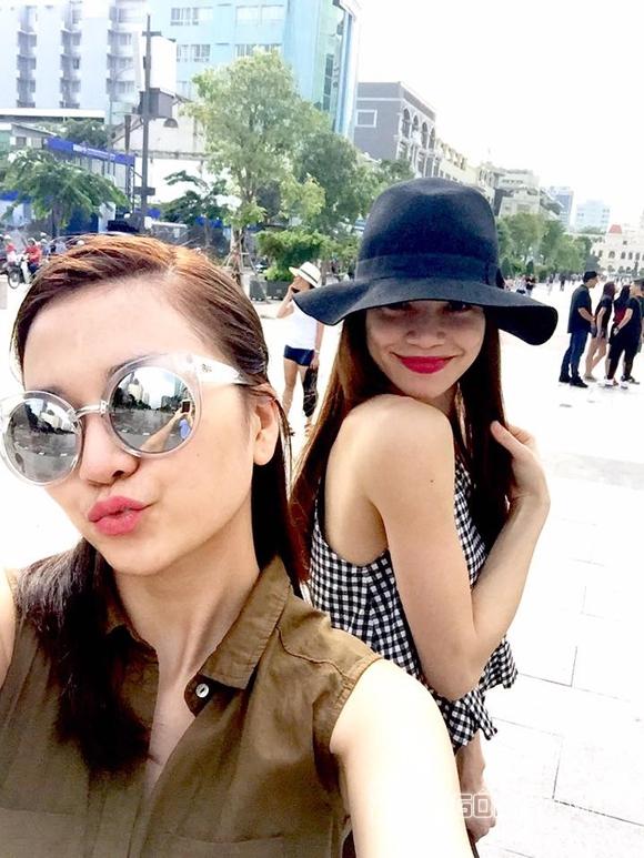Hồ Ngọc Hà đưa Subeo đi chơi cùng Thiều Bảo Trang 6