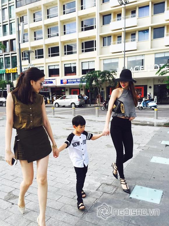 Hồ Ngọc Hà đưa Subeo đi chơi cùng Thiều Bảo Trang 7
