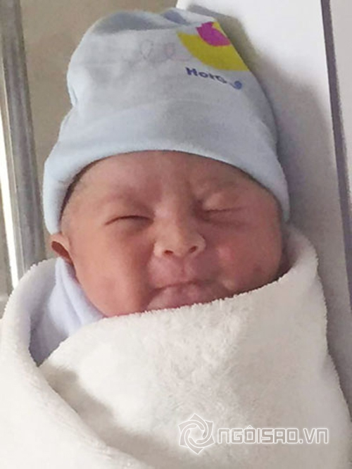 Kiwi Ngô Mai Trang sinh con trai thứ hai 2