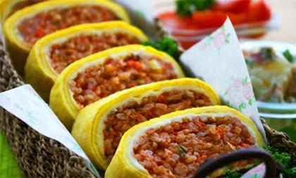 thạch rau câu nhân phô mai, cách làm thạch rau câu nhân phô mai, thạch rau câu, món ngon, món tráng miệng, ăn ngon, địa chỉ ăn ngon
